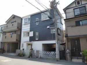 茨木市 外壁塗装 施工例(O様邸)