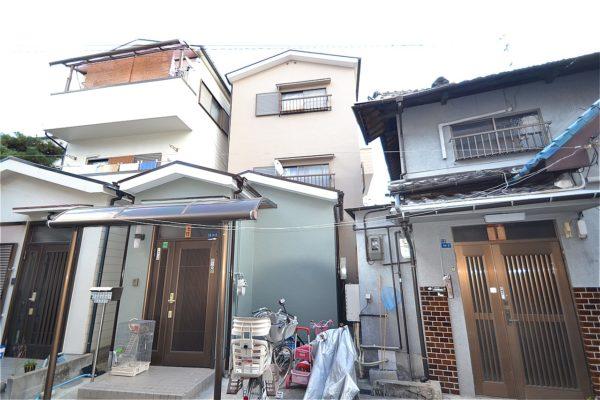 大阪市旭区  外壁塗装 施工例(H様邸)