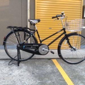 自転車を購入しました。