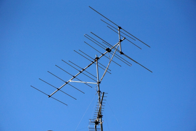 テレビアンテナ