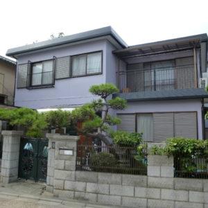 東淀川区 外壁塗装 施工例(Y様邸)