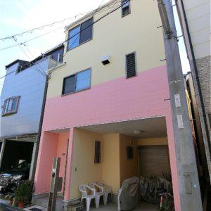 淀川区 R様邸のお引き渡しをさせて頂きました。