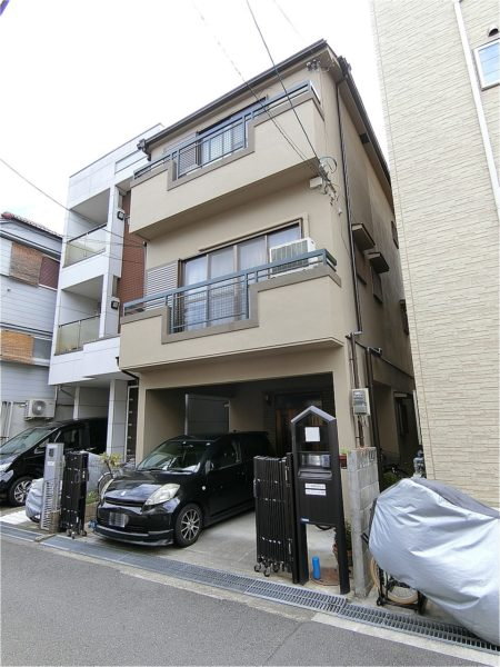 茨木市でお引き渡しさせて頂きました。
