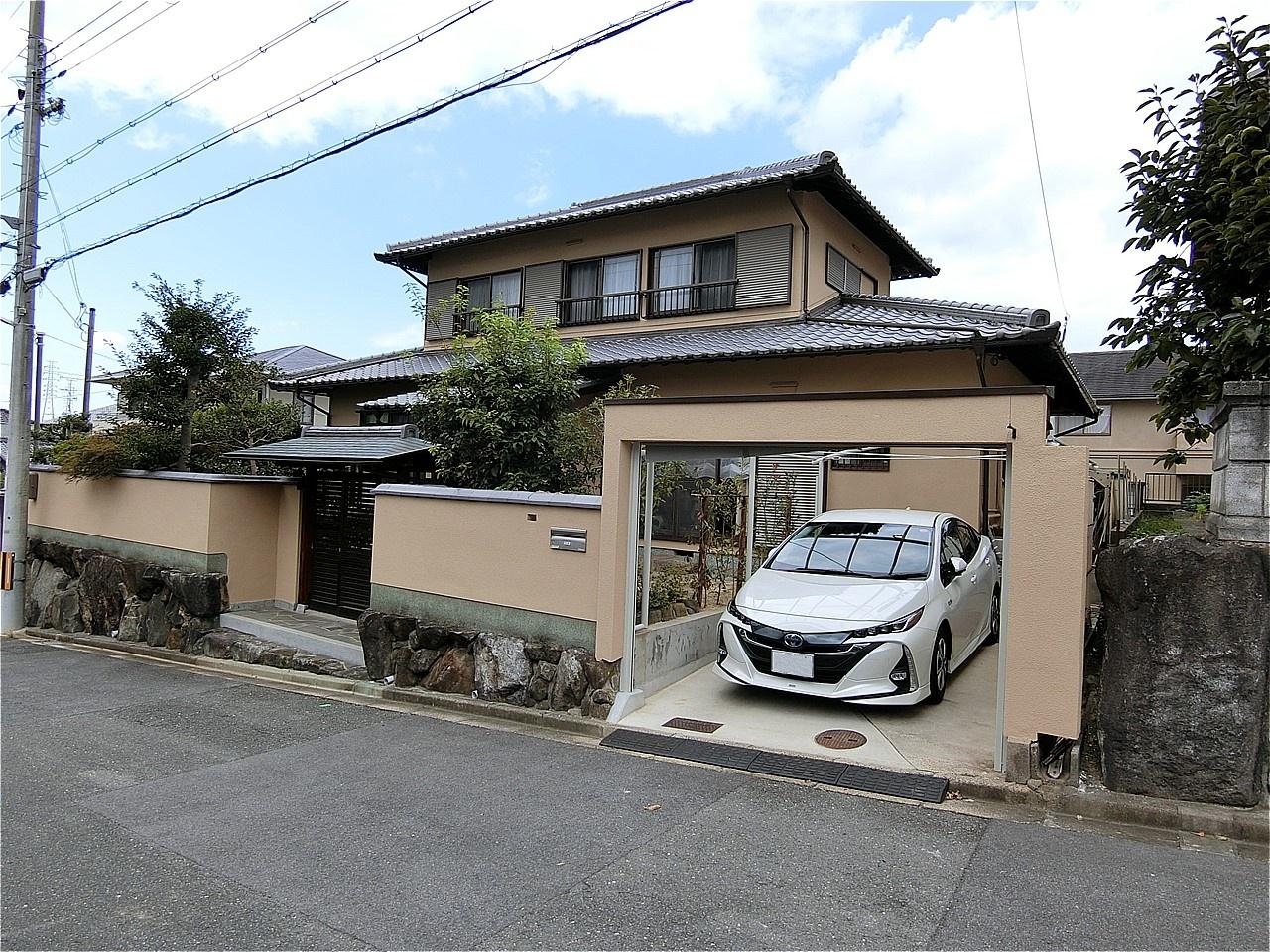 奈良市 H様邸のお引き渡しをさせて頂きました。