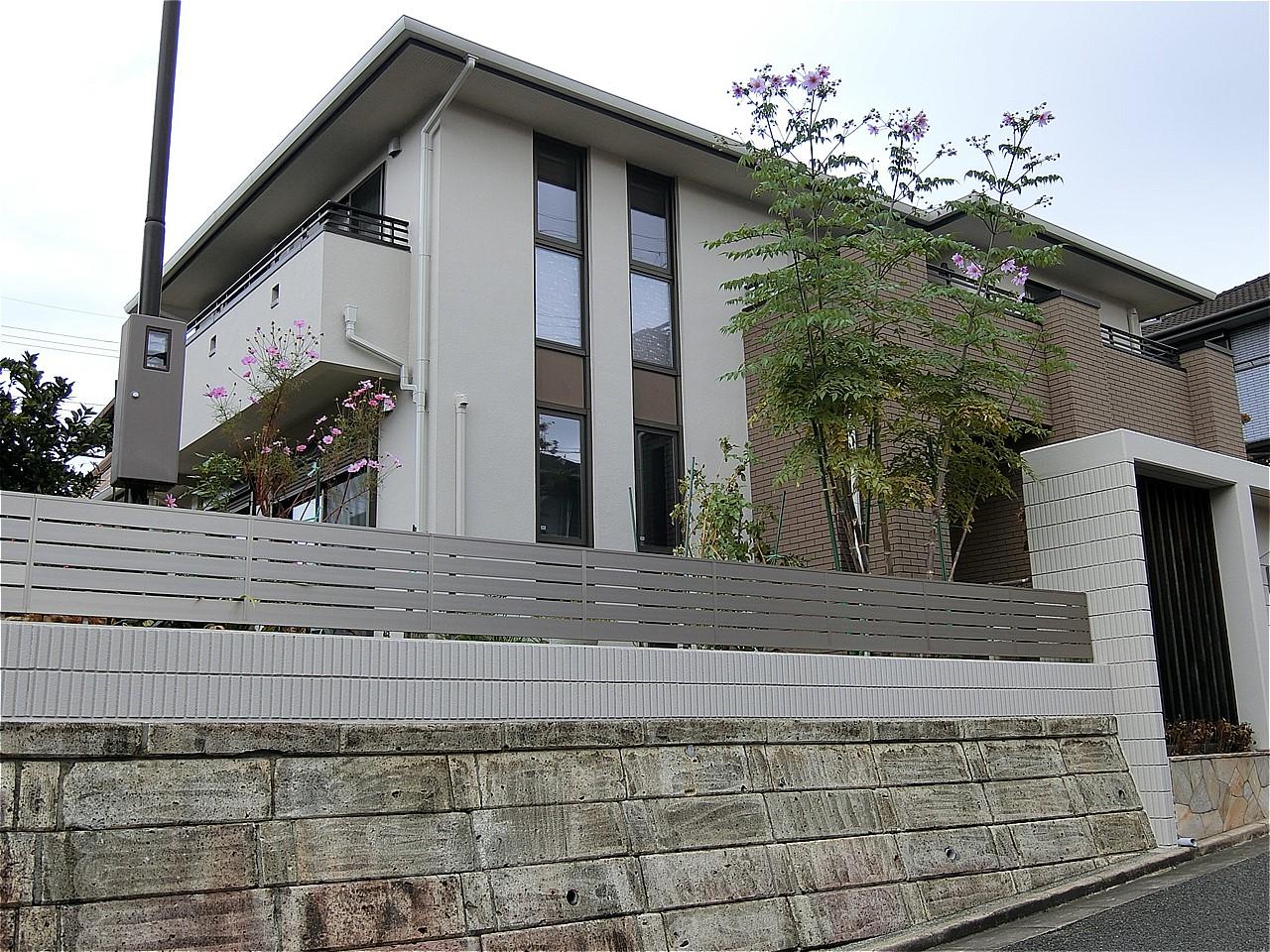 川西市 H様邸のお引き渡しをさせて頂きました。