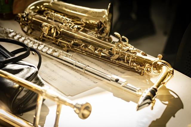 楽器の練習