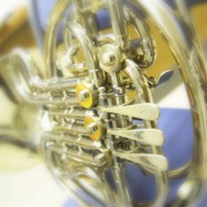 吹奏楽の練習