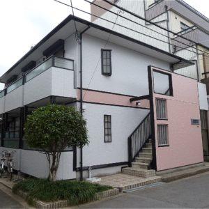 城東区 外壁塗装 施工例(B様邸)