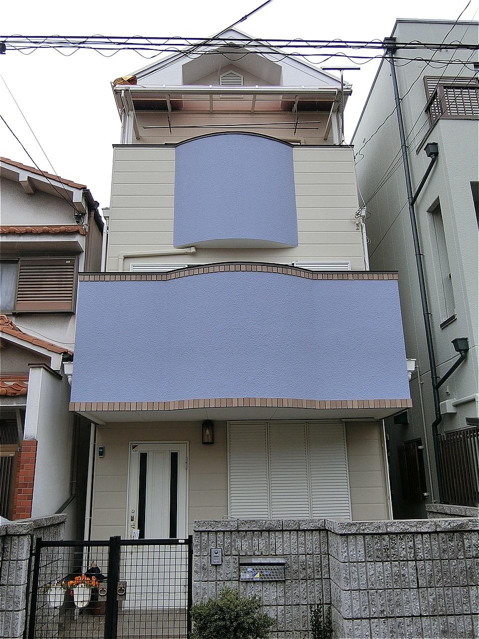 東住吉区 Y様邸のお引き渡しをさせて頂きました。