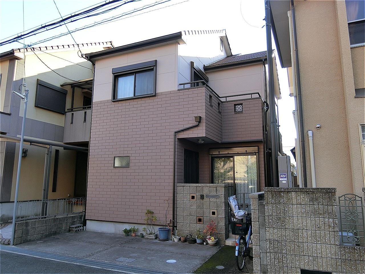 八尾市 K様邸のお引き渡しをさせて頂きました。