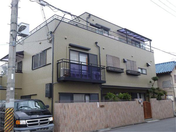 池田市 外壁塗装 施工例(M様邸)