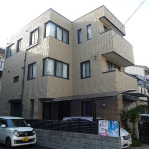東大阪市 外壁塗装 施工例(M様邸)