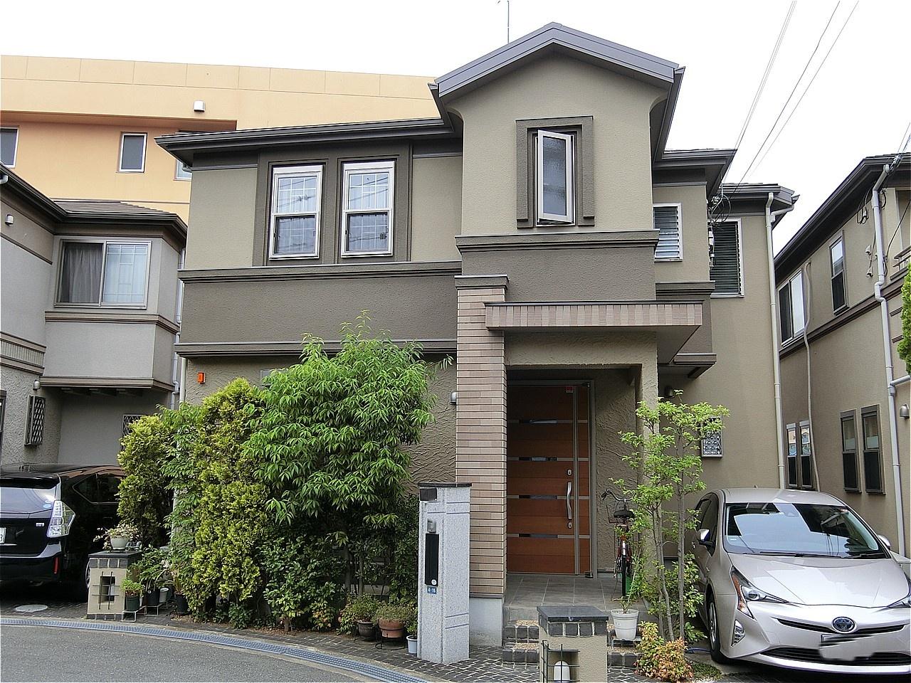 池田市 K様邸のお引き渡しをさせて頂きました。
