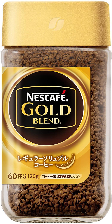 インスタントコーヒー ☕