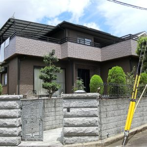 川西市 N様邸のお引き渡しをさせて頂きました。