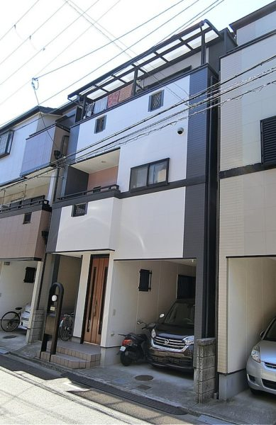 尼崎市 N様邸のお引き渡しをさせて頂きました。