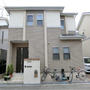西淀川区 S様邸のお引き渡しをさせて頂きました。