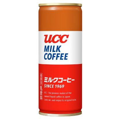 UCC ミルクコーヒー ☕