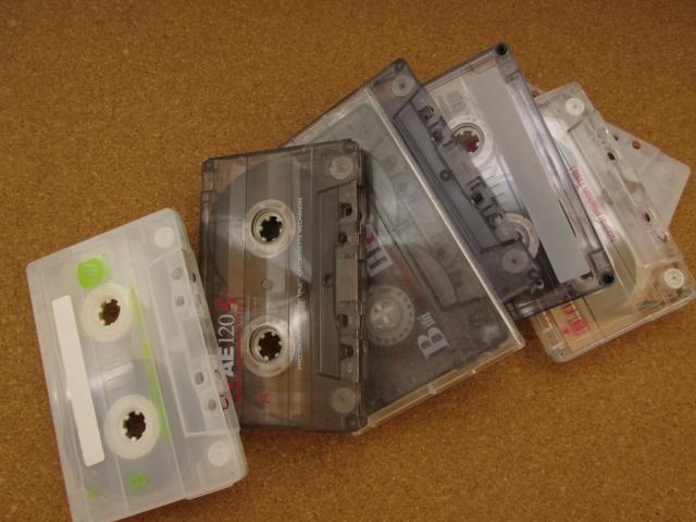 カセットテープ 🎵