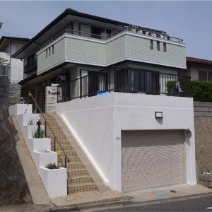河内長野市 外壁塗装 施工例(Y様邸)