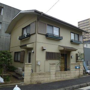 東成区 外壁塗装 施工例(S様邸)