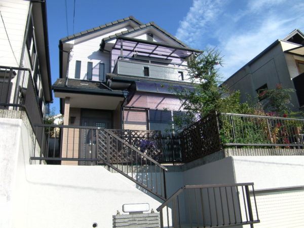 生駒市 K様邸のお引き渡しをさせて頂きました。