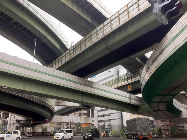 阪神高速 環状線 🚗