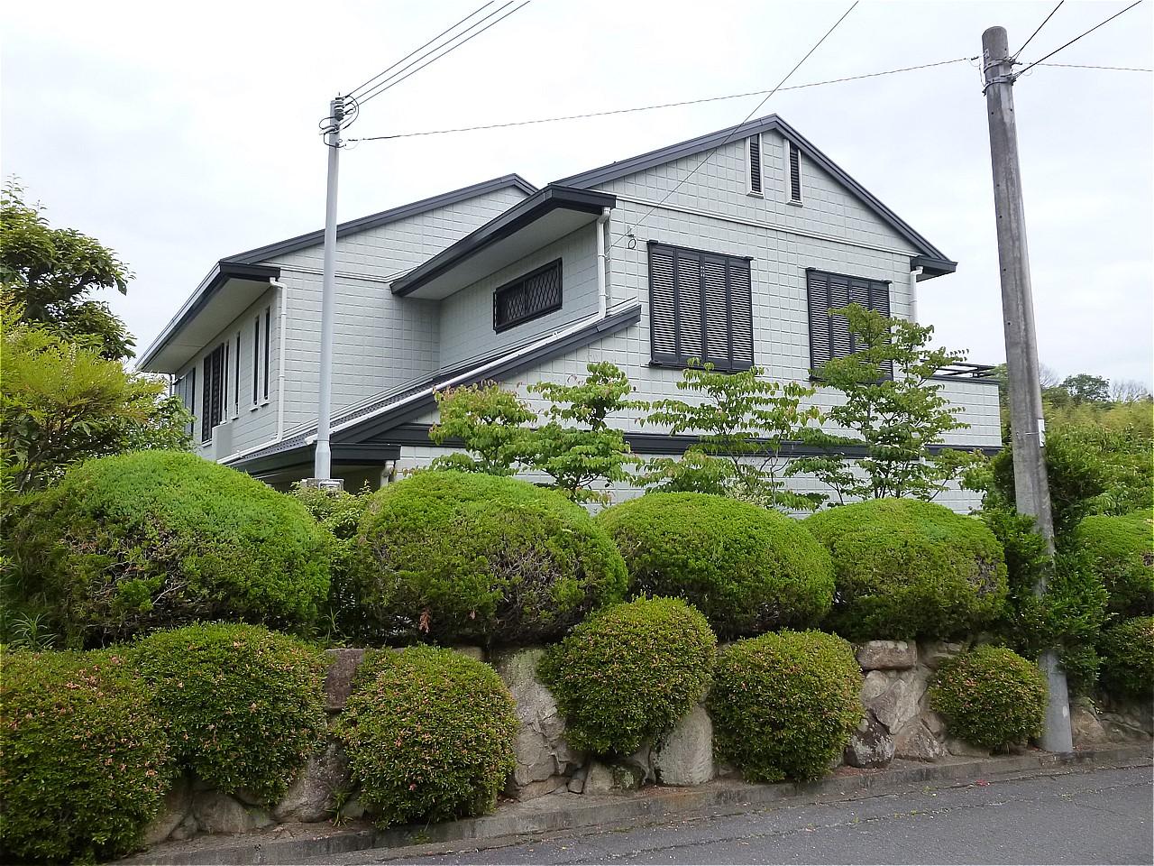 生駒市 外壁塗装 施工例(M様邸)