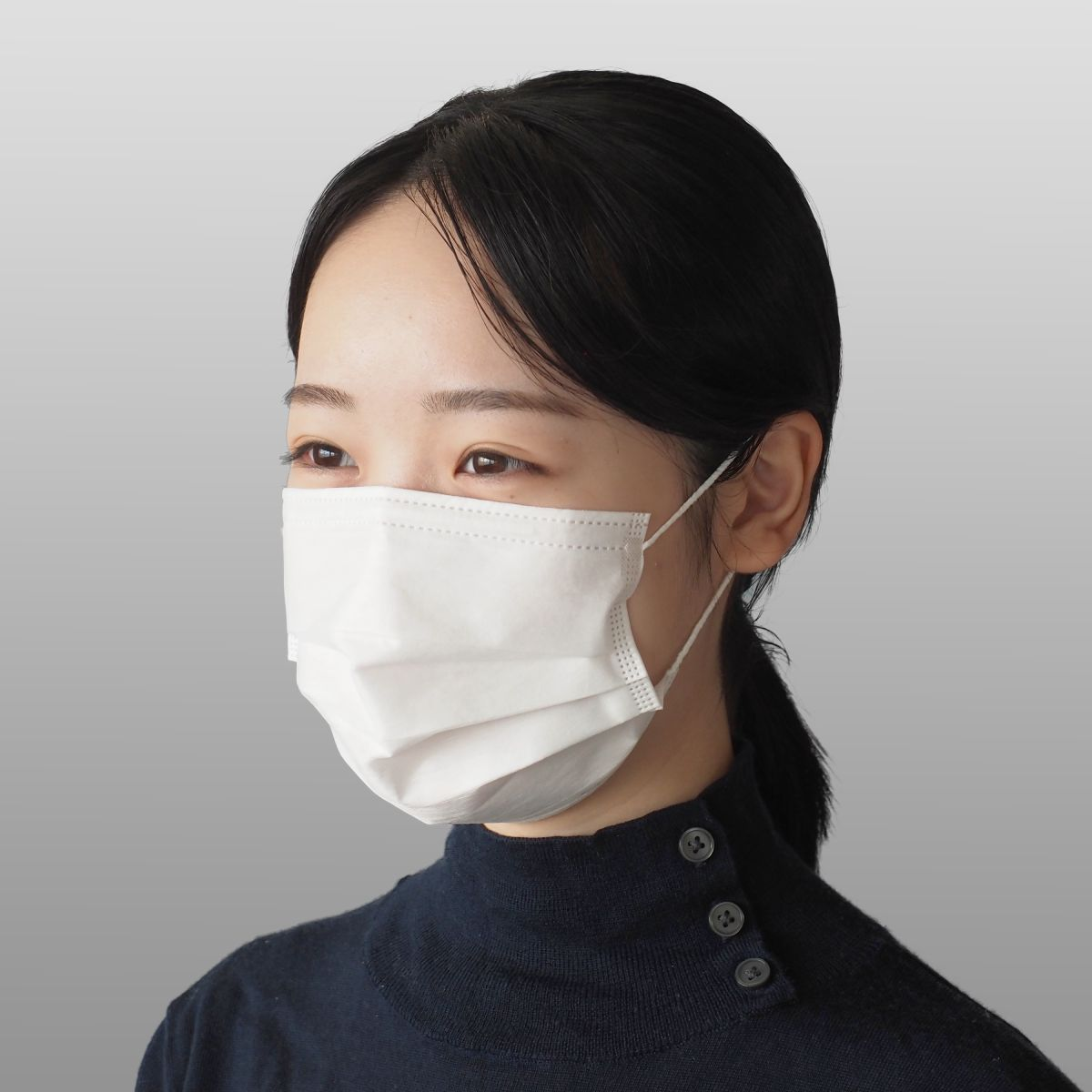 👑 当選 ❗ シャープのマスクが当たりました😎