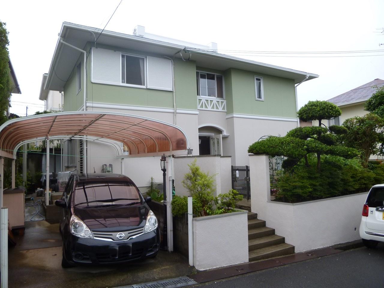 阪南市 外壁塗装 施工例 (S様邸)