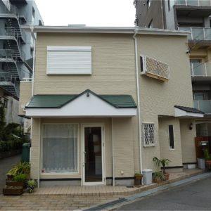 茨木市 外壁塗装 施工例(M様邸)