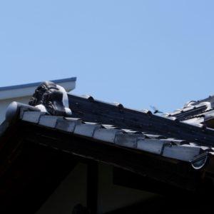 屋根の葺き替え😊