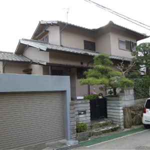 熊取町 外壁塗装 施工例(H様邸)