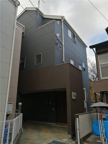 尼崎市 M様邸のお引き渡しをさせて頂きました。