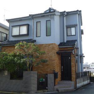 枚方市 外壁塗装 施工例(H様邸)