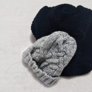 ニット帽 😎
