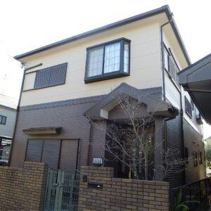 岸和田市 外壁塗装 施工例(S様邸)