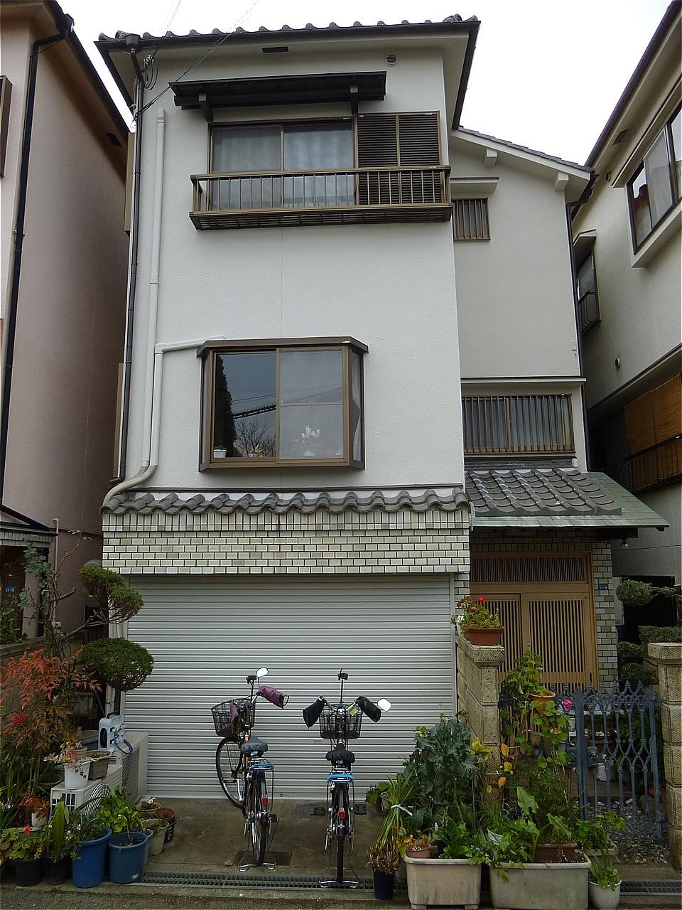 豊中市 外壁塗装 施工例(H様邸)