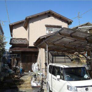 富田林市 外壁塗装 施工例(A様邸)