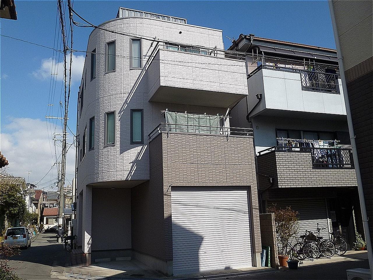 吹田市 外壁塗装 施工例(O様邸)