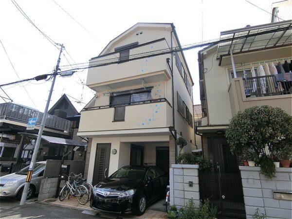 尼崎市 I様邸のお引き渡しをさせて頂きました。