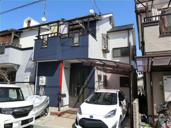 茨木市 K様邸のお引き渡しをさせて頂きました。