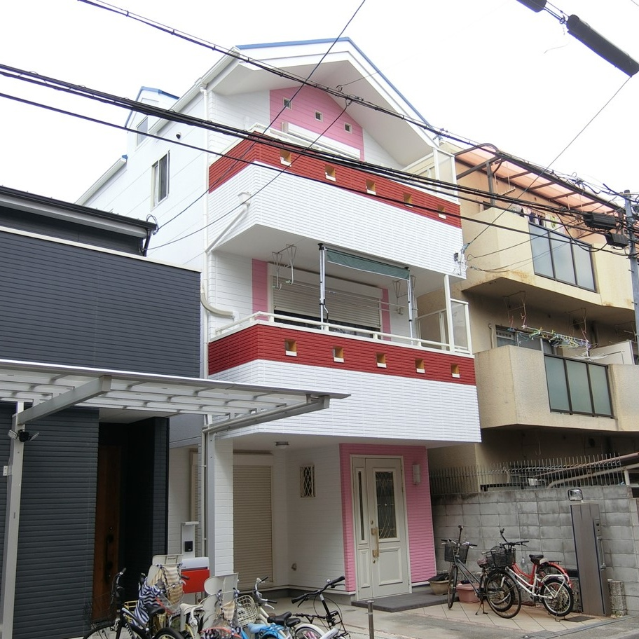 東淀川区 K様邸のお引き渡しをさせて頂きました。