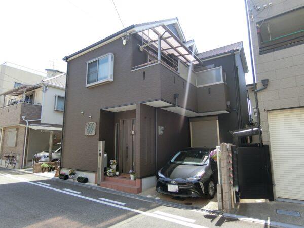 尼崎市 K様邸のお引き渡しをさせて頂きました。