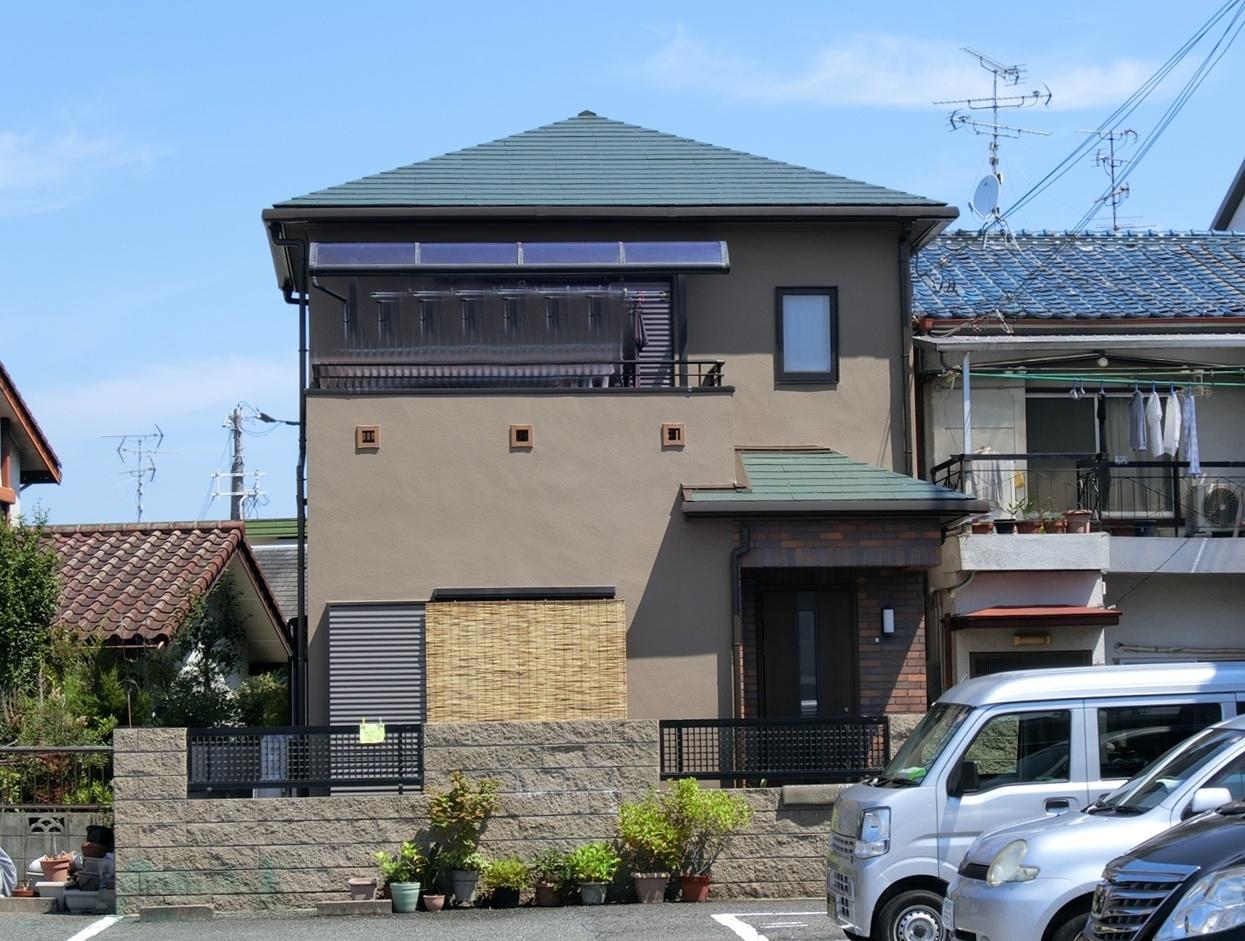 枚方市 I様邸のお引き渡しをさせて頂きました。