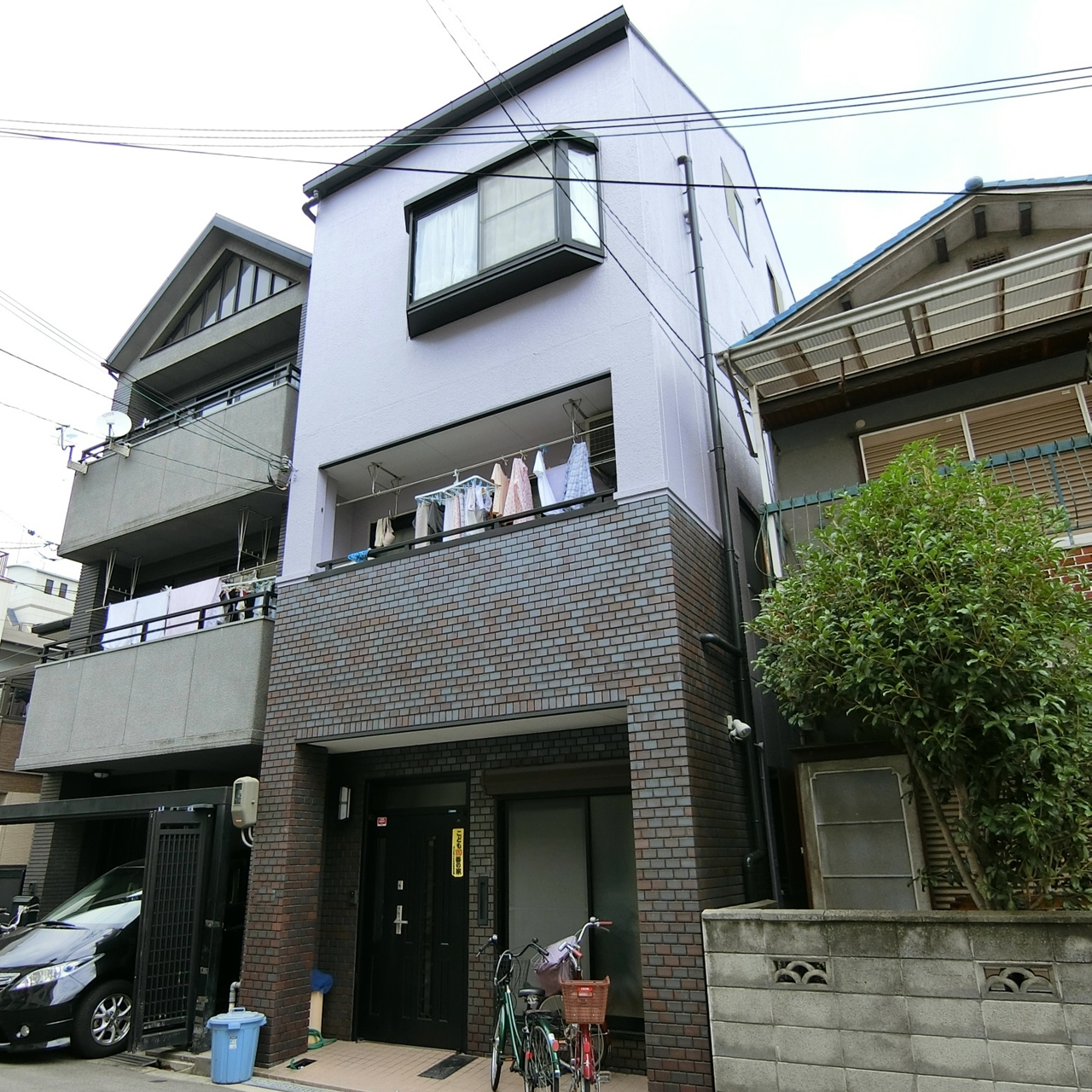 淀川区 外壁塗装 施工例(Y様邸)