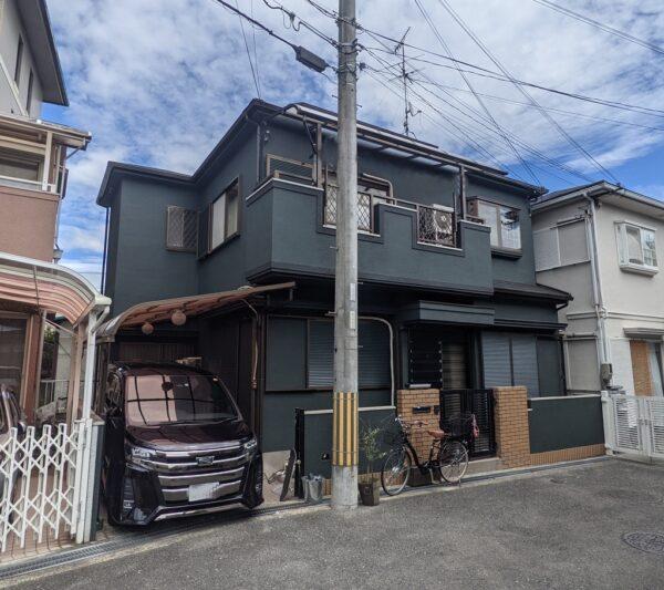 茨木市 T様邸のお引き渡しをさせて頂きました。